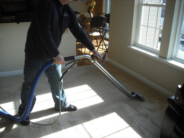Carpet Cleanin