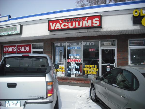 vacuum albany ny