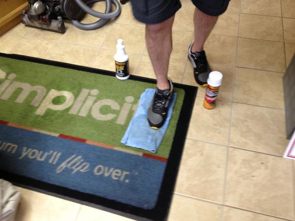 KickAss carpet Cleaner
