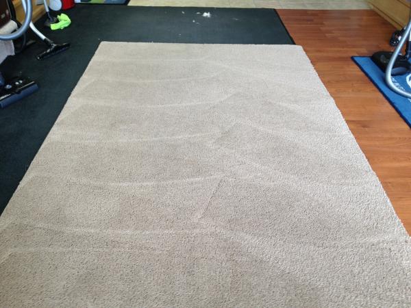 After KickAss Carpet care