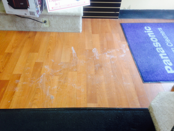 Bare Floor Cleaning